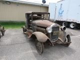 1930 Ford Model A coupe for Rod or Restore