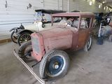 1930 American Bantam 2dr Coupe Project