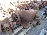 International 6HP Stationary gas engine project