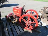 United 2 1/2hp Stationary Gas Engine