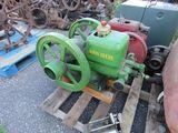 John Deere Type E Stationary Gas Engine