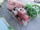 International Type LB Stationary Gas Engine