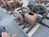Stover Model K Stationary Gas Engine Project 1 1/2 HP
