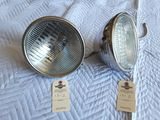 1929 Pair reproduction headlights