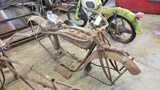 RARE 1920's Indian Motorcycle Project