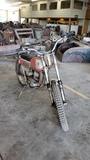1970's Bultaco Motorcycle