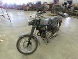 1950's Sears Pugh Chez Motorcycle
