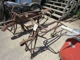 RARE Early  Mid Teens Excelsior Motorcycle Frame