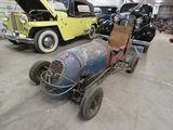 Vintage Early 1/4 Midget Race Car