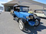 1922 Overland Touring