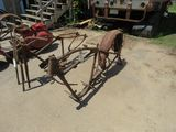 RARE Early  Pre 1930 Harley Davidson Motorcycle Frame