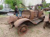 RARE 1932 Ford Cabriolet Project