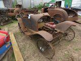 Rare 1914-15 Trumbull Cyclecar Project