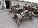 1911 Ford Model T Roadster Pickup for Project or Parts