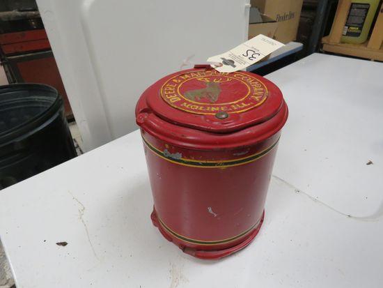 Deere & Mansur Antique Planter Box