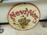 NevrNox Ethyl Porcelain Sign