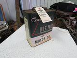 Gambles 2 Gallon Oil Can Empty