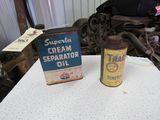 Tracto & Cream Separator Oil Full