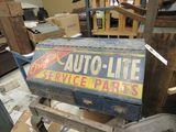 Auto-Lite Service parts Display