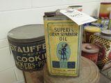 Superior Cream Separator Oil Can