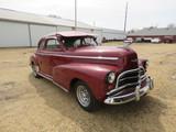 1946 Chevrolet Fleet master Business Coupe