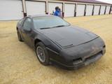 1986 Pontiac Fiero GT Coupe