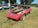 1972 Chevrolet Corvette Roadster
