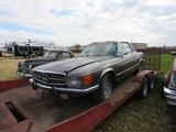 1973 Mercedes Benz 450SLC