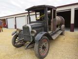 1920's Chevrolet Fuel Truck