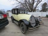 1924 Franklin 4dr Sedan
