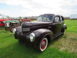 1939 Chrysler Royal 4dr Suicide Sedan