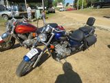 2001 Honda Shadow Motorcycle