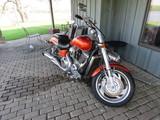 2004 Honda VTX1800C Motorcycle