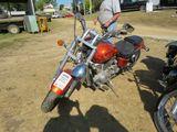 1999 Honda Valkyrie Motorcycle