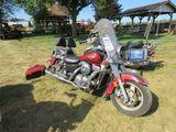 2001 Kawasaki Vulcan Motorcycle