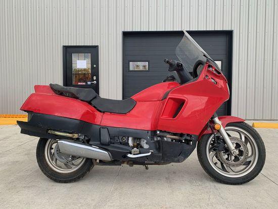 1995 Honda PC800 Motorcycle