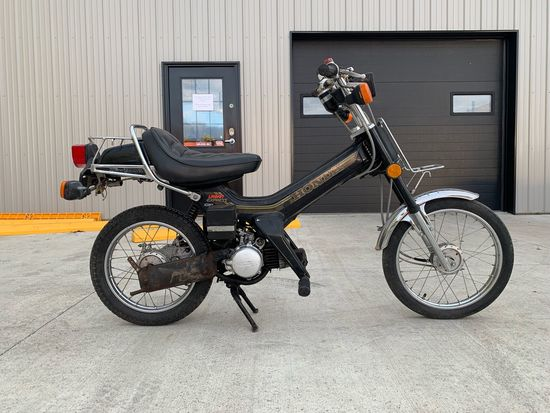 Honda Urban Express Motorcycle