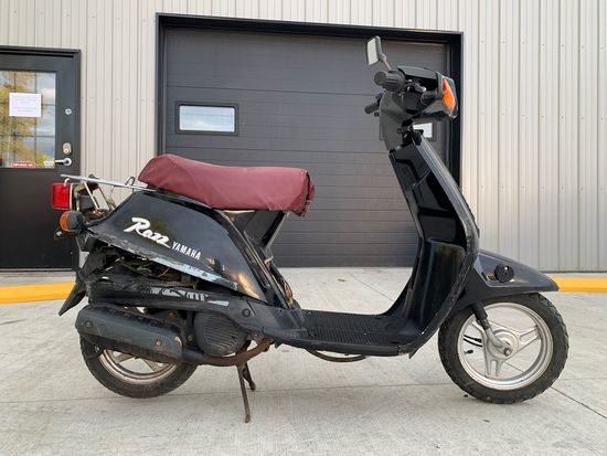 1983 Yamaha Razz 50 Scooter