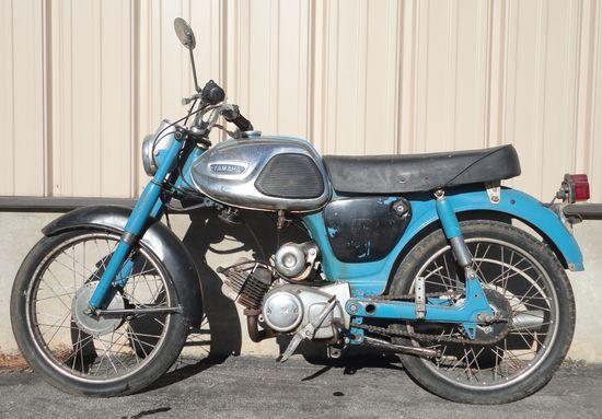 1965 Yamaha YA6