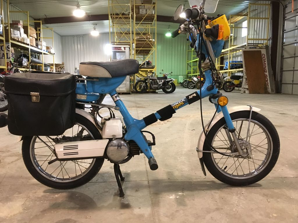 1980 Honda Passport