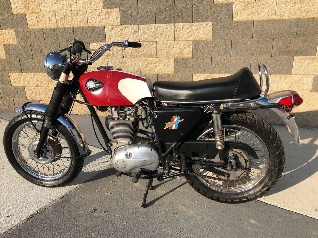 1968 BSA Shooting Star