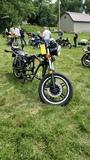 1982 Honda CB900 Rolling Chassis