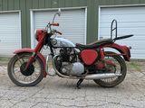 BSA A7 500cc Motorcycle