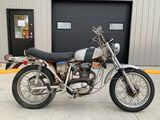 1971 BSA B25SS 250cc Motorcycle