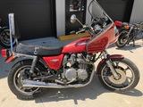 1978 Kawasaki KZ650 motorcycle