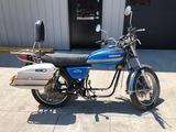 1974 Kawasaki KZ400 Rolling chassis