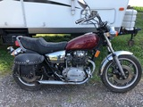 1978 Yamaha XS650 Special motorcycle
