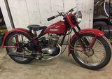 1952 Harley-Davidson Hummer