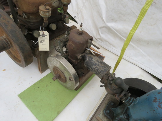Evinrude Marine Engine