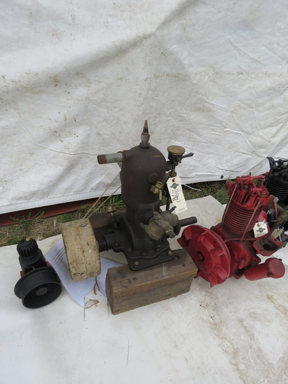 Notre Dame Experimental Marine Engine